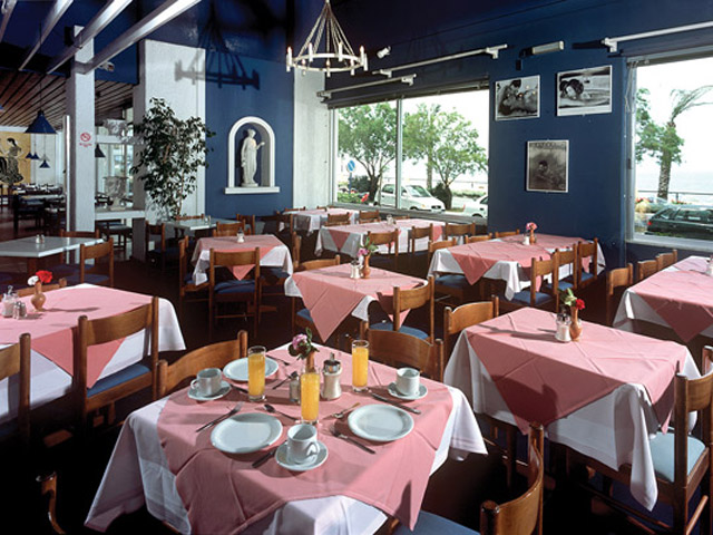 Rhodos Beach Hotel - Restaurant