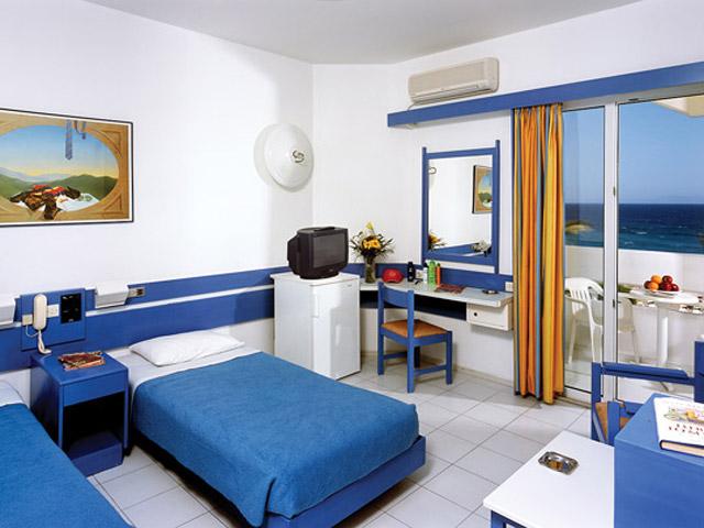 Rhodos Beach Hotel - Room