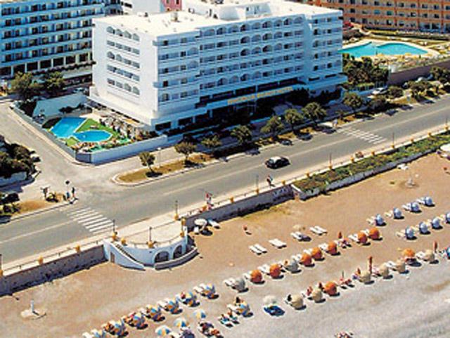 Rhodos Beach Hotel - Exterior View