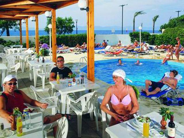 Rhodos Beach Hotel - Pool Bar