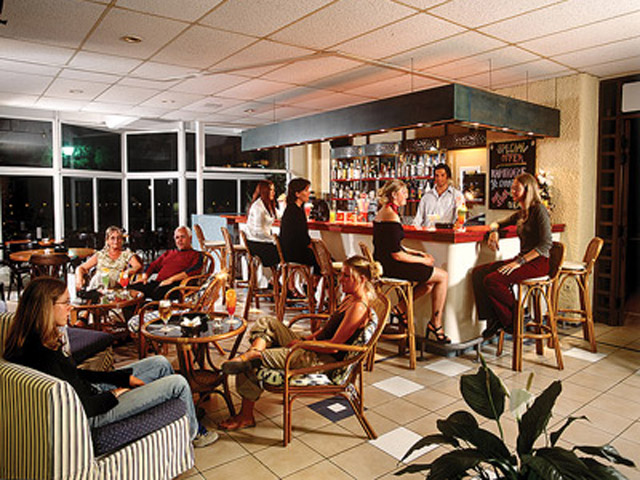 Rhodos Beach Hotel - Bar Lounge
