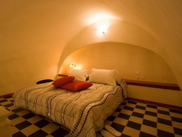 Santorini Luxury Villas - Dream Luxury Villa- bedroom
