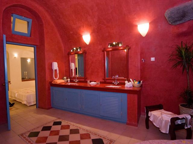 Santorini Luxury Villas - Dream Luxury Villa- bathroom