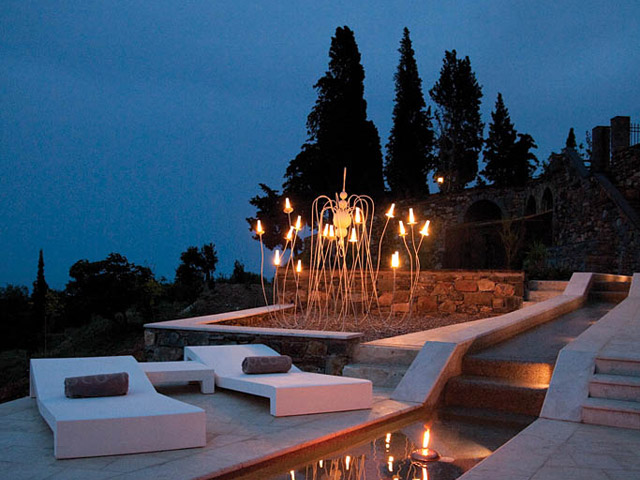 Kinsterna Hotel and Spa Monemvasia - River Like Swimming Pool