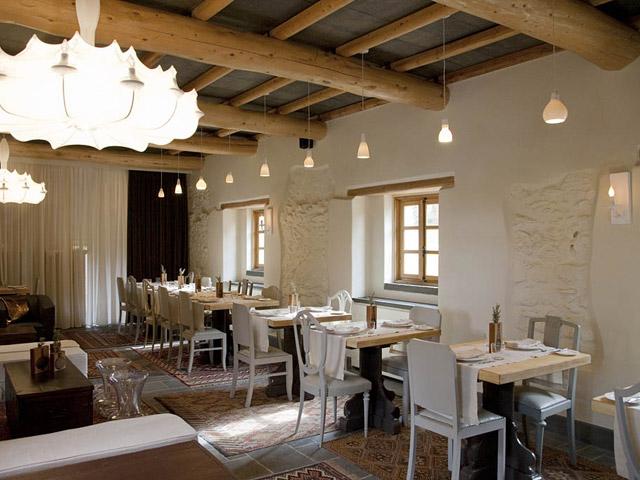 Kinsterna Hotel and Spa Monemvasia - Restaurant