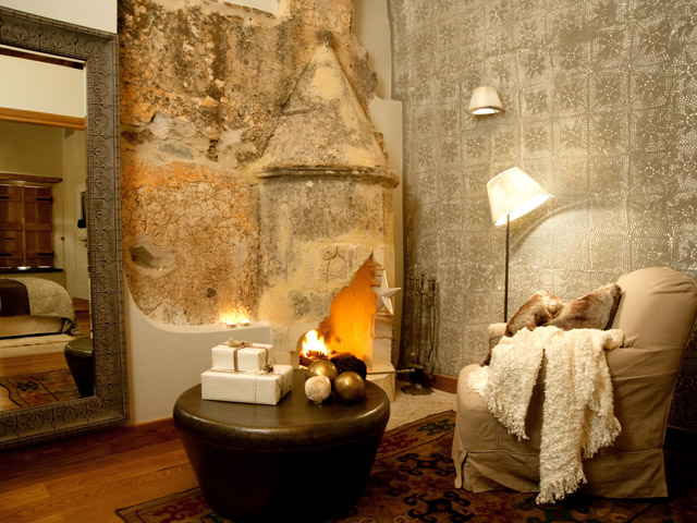 Kinsterna Hotel and Spa Monemvasia - Room