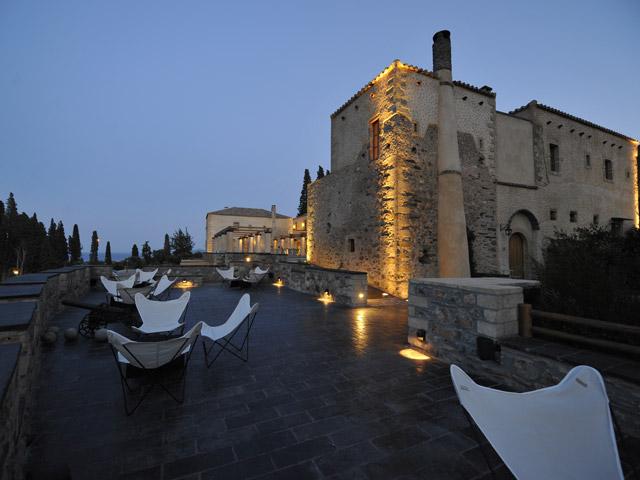 Kinsterna Hotel and Spa Monemvasia - Exterior View