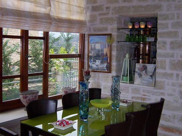 Villa Amaryllis - Dining area
