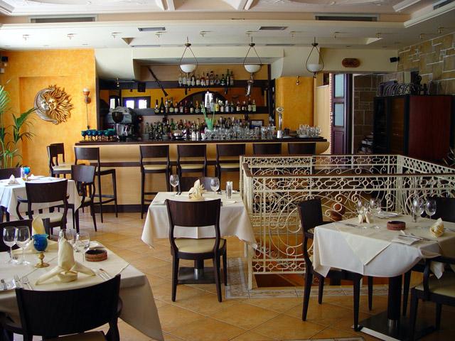 Acropol Hotel - Restaurant