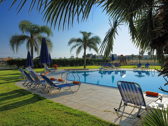 Socrates Hotel Apartments - Swimming Pool