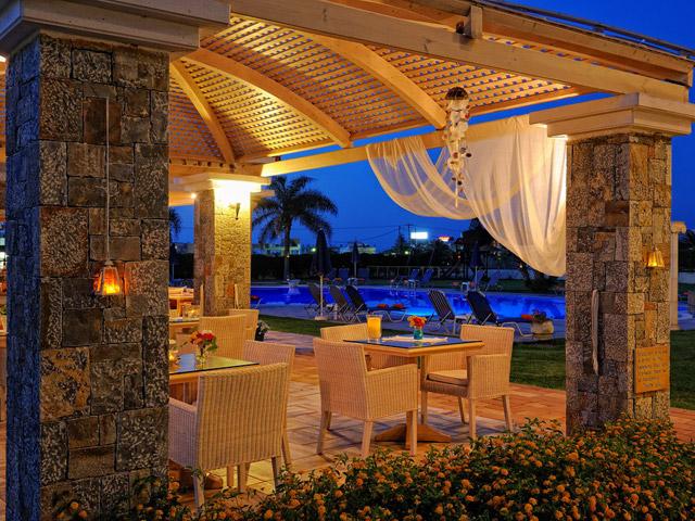 Socrates Hotel Apartments - Bar