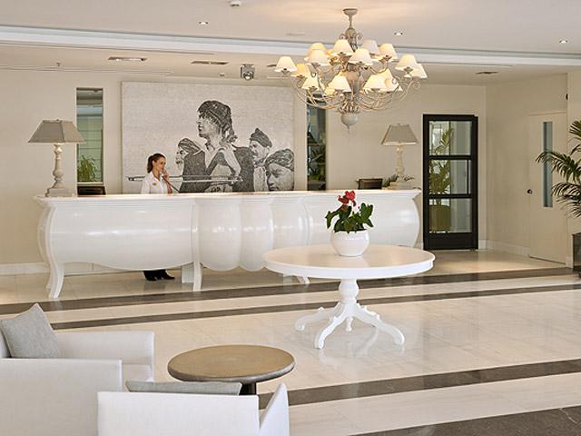 Sentido Aegean Pearl Hotel - Reception-lobby