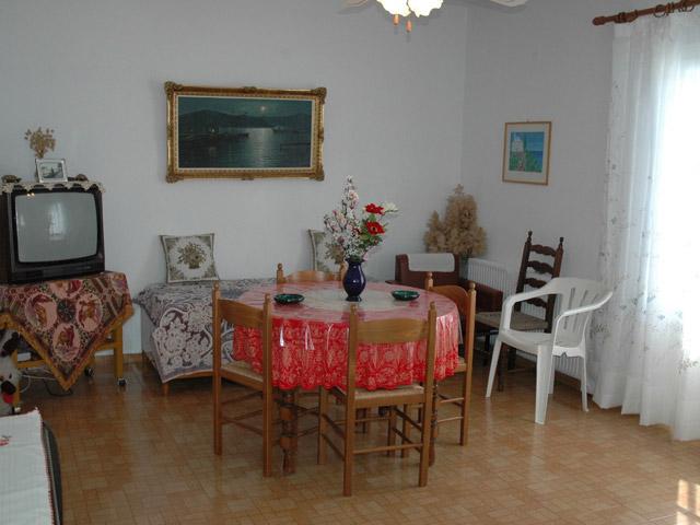 Galifos Apartments - Interior view