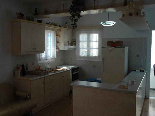 Galifos Apartments - Kitchen