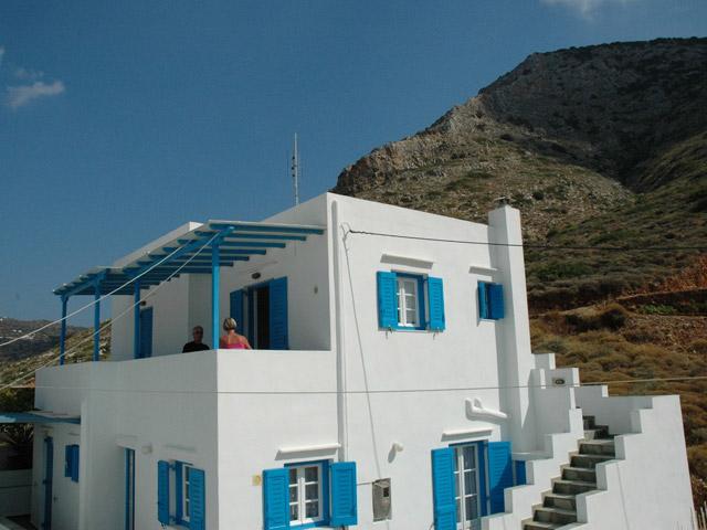Galifos Apartments - Exterior view