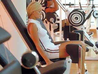 Aldemar Royal Mare - THALASSO SPA - Gym