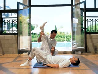 Aldemar Royal Mare - THALASSO SPA - Personalized Training