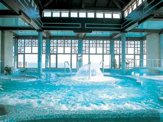 Aldemar Royal Mare - THALASSO SPA - Indoor Swimming Pool