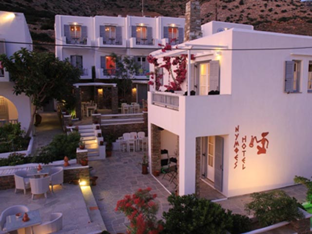 Nymphes Hotel -