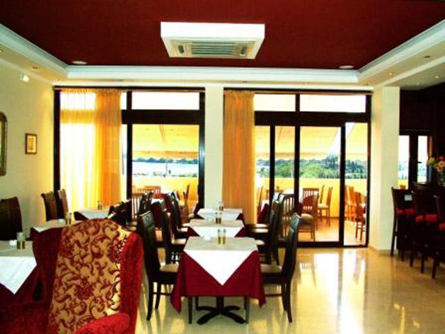 Corfu Secret Hotel - Dining area