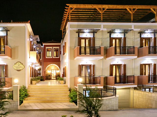 Theofilos Paradise Boutique Hotel - Exterior View