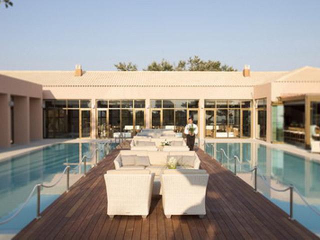 Atlantica Grand Mediterraneo Resort & Spa - Pool area