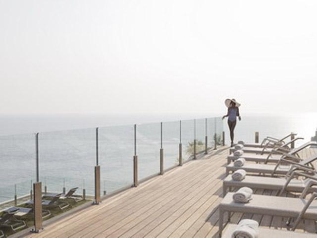 Atlantica Grand Mediterraneo Resort & Spa - Sun deck