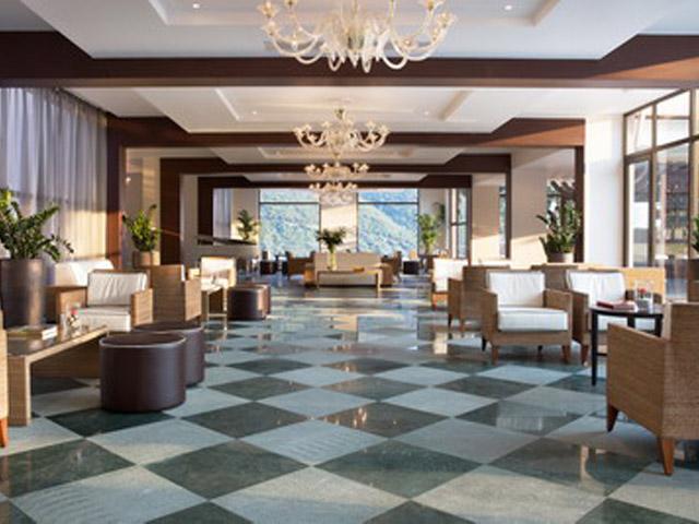 Atlantica Grand Mediterraneo Resort & Spa - Lounge Cafe