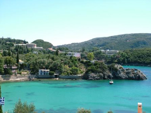 Odysseus Hotel - View of the area