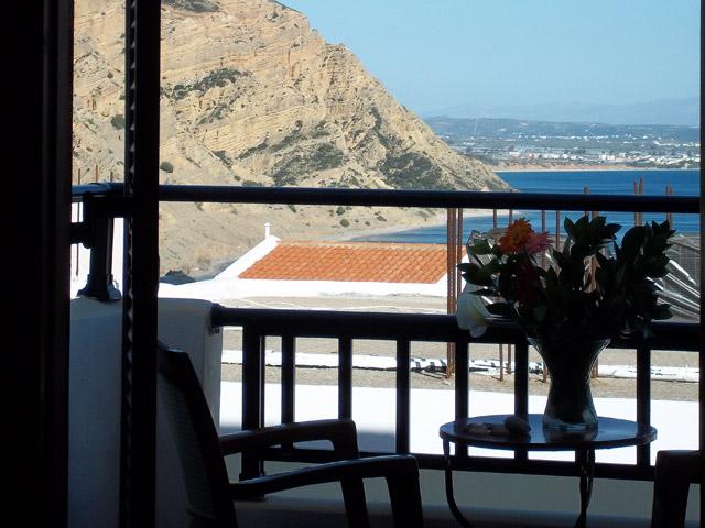 Antigoni Hotel - Balcony view