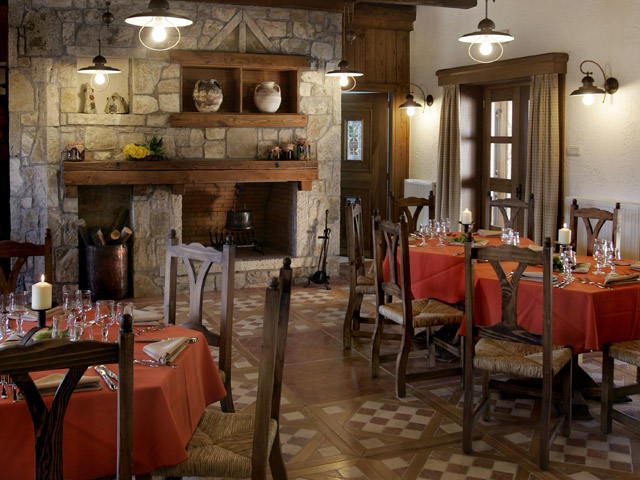 Epohes Guesthouse - Restaurant