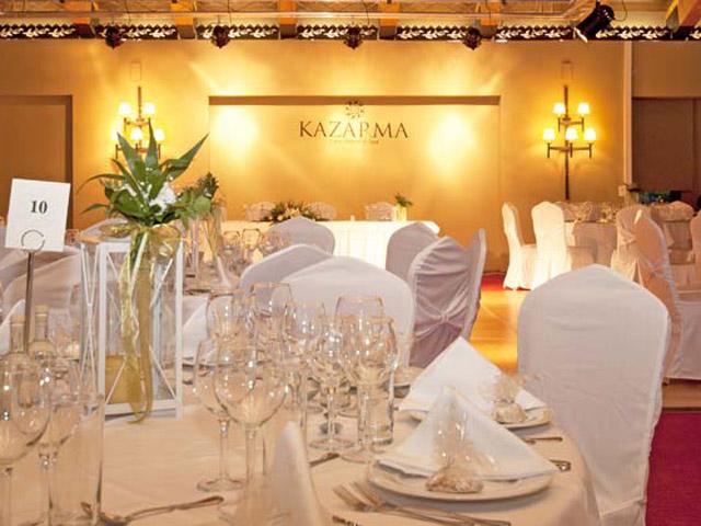 Kazarma Lake Resort and Spa - Restaurant