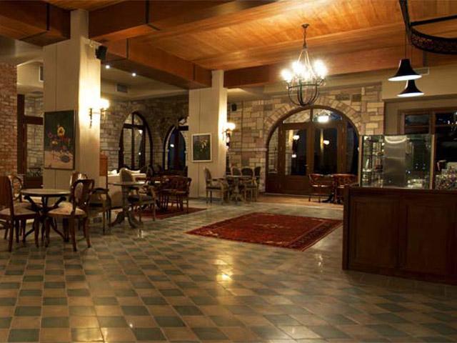Kazarma Lake Resort and Spa - Cafe