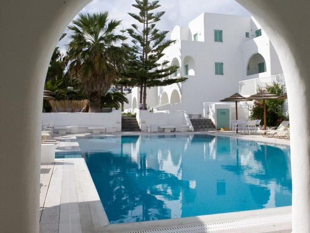 Daedalus Hotel -