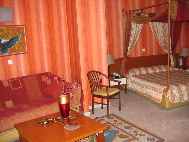Amerissa Hotel - Room