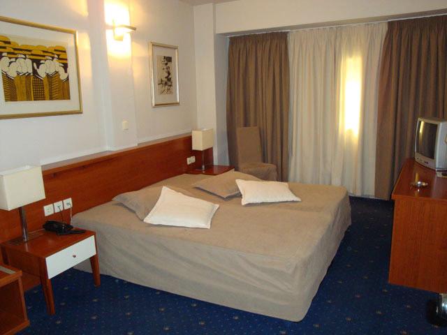 Amerissa Hotel - Balcony