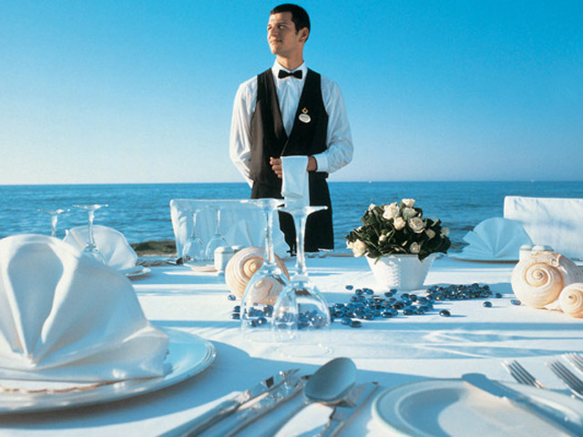 Aldemar Knossos Royal Village - Restaurant