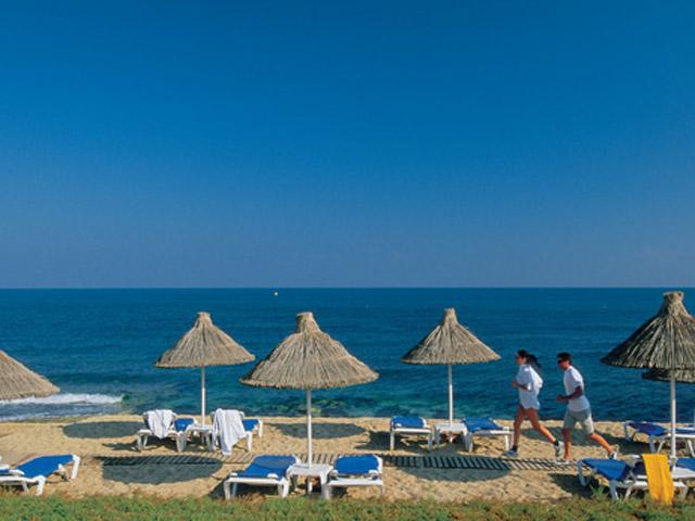 Aldemar Knossos Royal Village - Beach Area