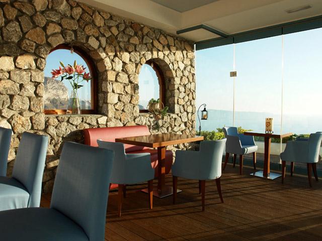 Calderas Lilium Villas - Restaurant