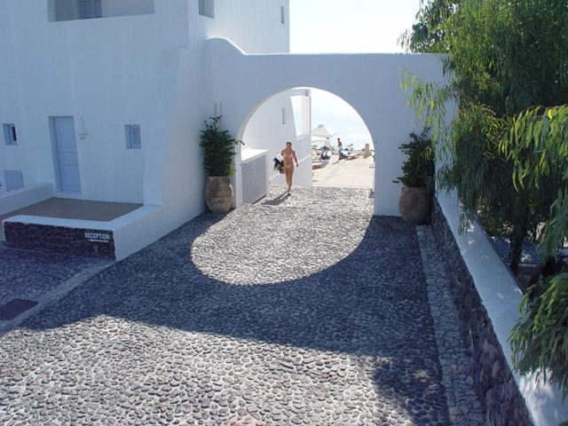 Calderas Lilium Villas - Exterior View