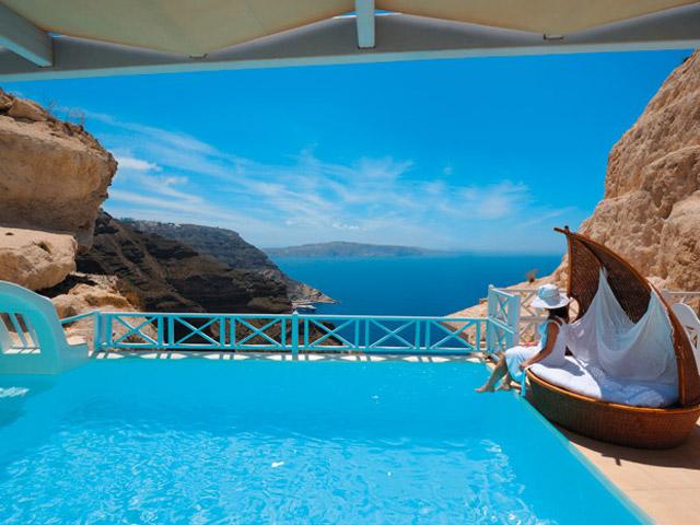 Calderas Lilium Villas - VIP Suite