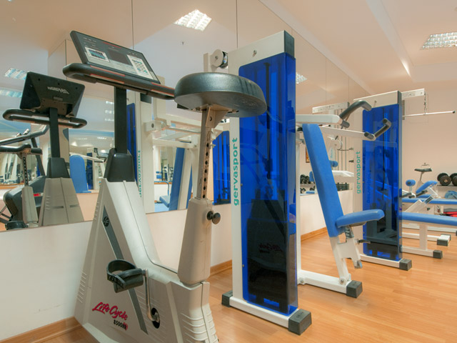 Alexandra Hotel - Gym