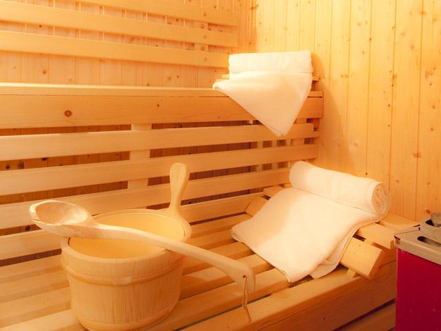 Alexandra Hotel - Sauna