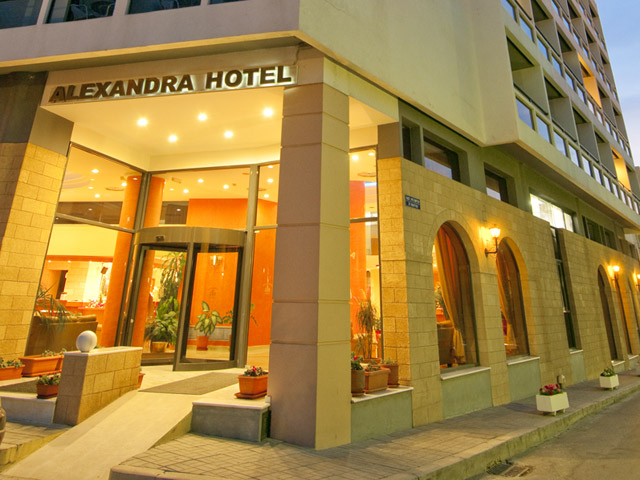 Alexandra Hotel - Exterior View