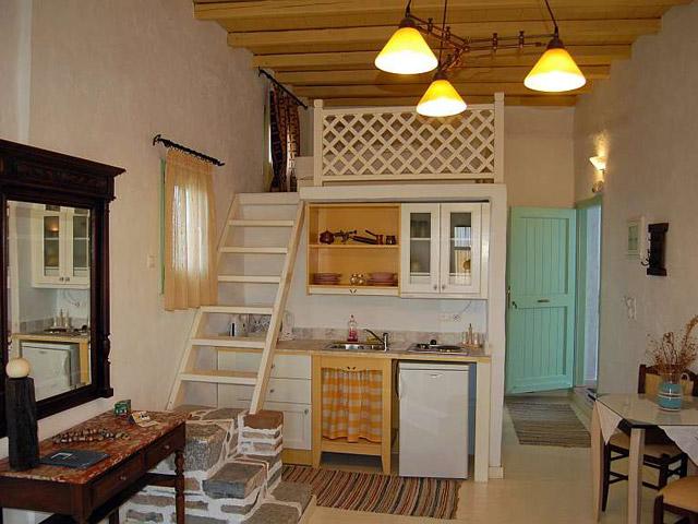 Tholaria Boutique Resort - Studio Cavocapoutso-Living Room