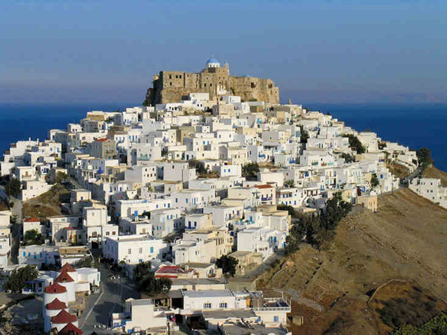 Tholaria Boutique Resort - Astypalaia -General View
