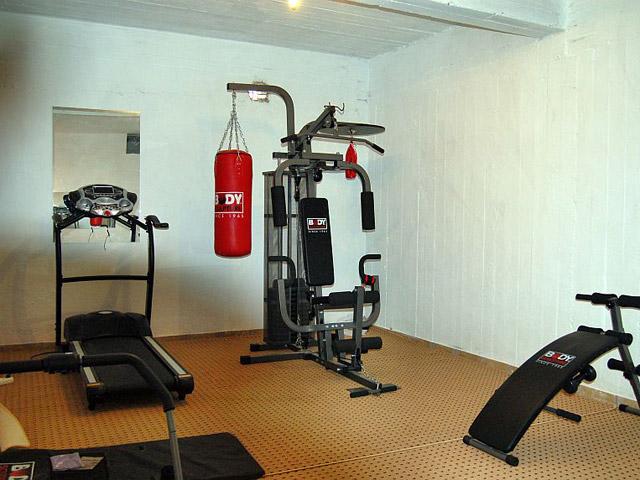 Tholaria Boutique Resort - Gym