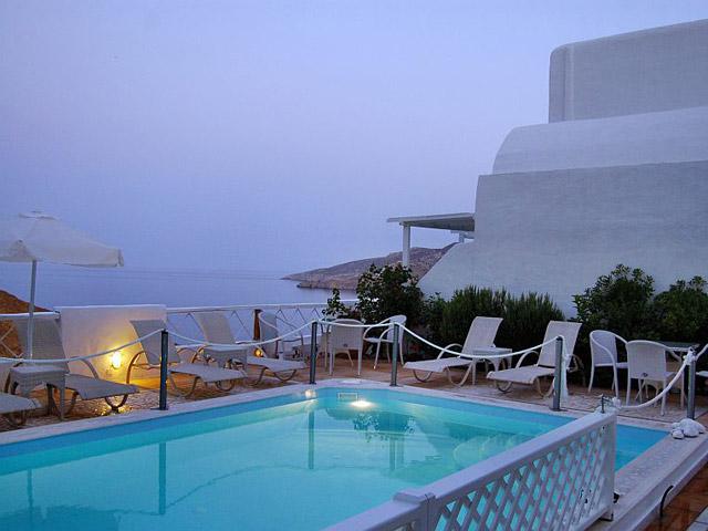 Tholaria Boutique Resort - Swimming Pool Area