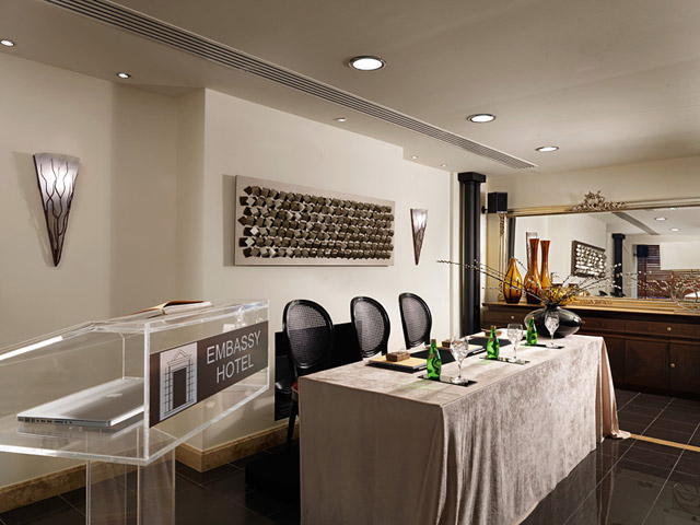 Best Western Plus Embassy Hotel Athens - Conference Area