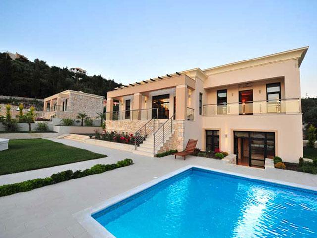 Karvouno Villas - Villa Adrianna